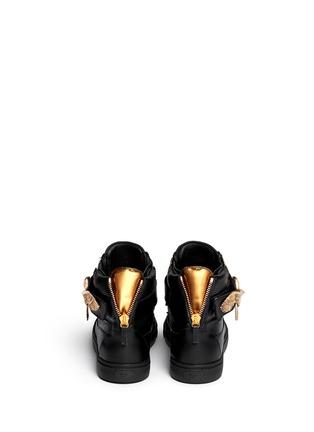 背面 - 点击放大 - GIUSEPPE ZANOTTI DESIGN - 雄鹰装饰高筒球鞋