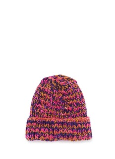 THE ELDER STATESMANStraight Ski' chunky knit cashmere beanie