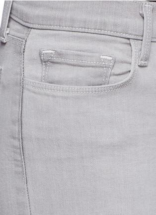 细节 - 点击放大 - J BRAND - 弹力紧身牛仔裤