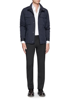 THEORY   Jake Suit Pant in New Tailor Wool Bistretch