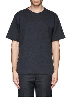 LANVINDouble face jersey T-shirt