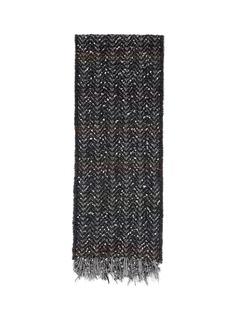 FALIERO SARTI'Bayacle' Ombré yarn scarf