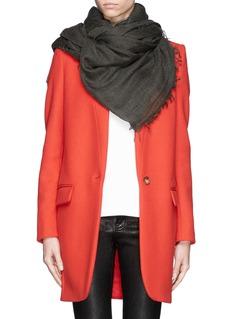 FALIERO SARTI'Enrica' cashmere-silk scarf