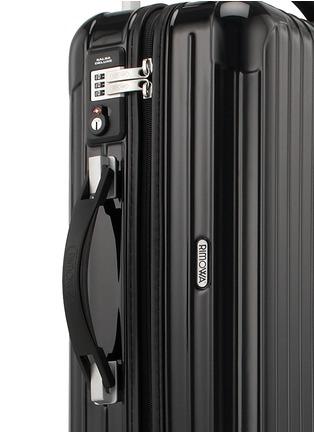 细节 –点击放大 - RIMOWA - Salsa Deluxe Multiwheel®IATA登机箱(32升 / 21.7寸)