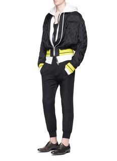 Haider AckermannRibbon outseam twill jogging pants
