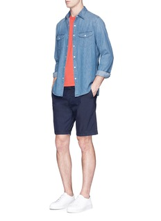 Alex Mill Cotton blend shorts