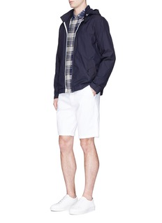 Alex Mill 'Hudson' check plaid double gauze shirt