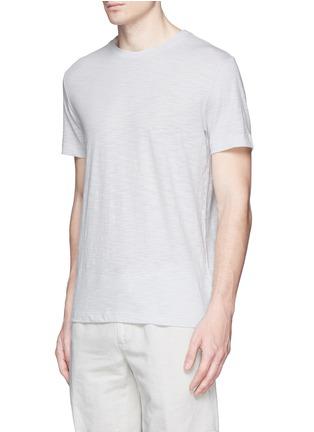 Theory-'Koree' cotton slub jersey T-shirt