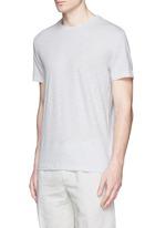 'Koree' cotton slub jersey T-shirt