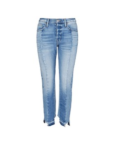 Frame Denim 'Nouveau Le Mix' one of a kind jeans