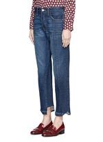 'Nouveau Le Mix' cropped jeans