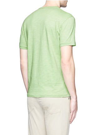 Back View - Click To Enlarge - Alex Mill - 'Standard' cotton slub jersey T-shirt
