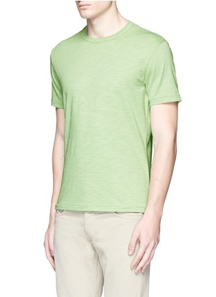 Front View - Click To Enlarge - Alex Mill - 'Standard' cotton slub jersey T-shirt