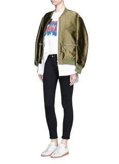 Denham'Spray' Super Tight Fit rinsed skinny jeans