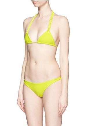 Figure View - Click To Enlarge - Mikoh - 'Miyako' solid bikini bottoms