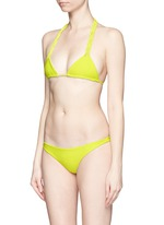 'Miyako' solid bikini bottoms