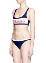 'Troublemaker' bikini brief bottoms
