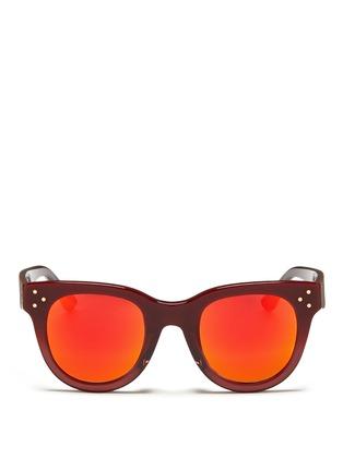 首图 - 点击放大 - SPEKTRE - SHE LOVES YOU板材粗镜框太阳眼镜