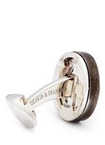 Cogwheel cufflinks