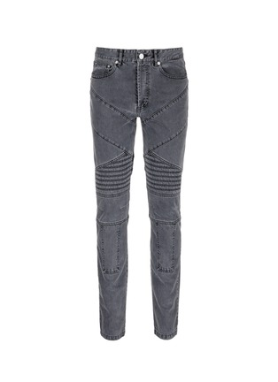 Main View - Click To Enlarge - Givenchy Beauty - Slim fit biker jeans