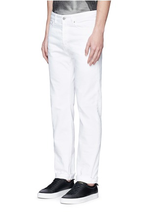 Front View - Click To Enlarge - Givenchy - Slim fit jeans