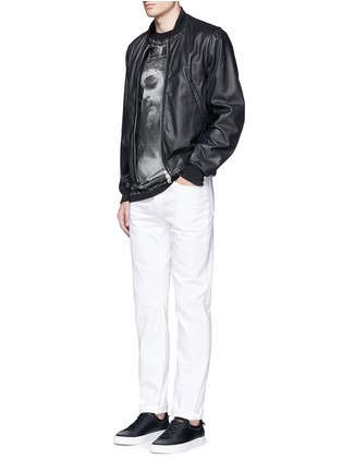 Figure View - Click To Enlarge - Givenchy - Slim fit jeans