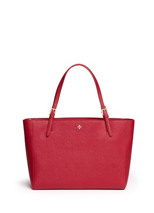 Main View - Click To Enlarge - Tory Burch - York' buckle tote