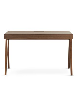 Joined + Jointed - Homestation walnut wood desk