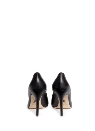 Back View - Click To Enlarge - Paul Andrew - 'Zenadia' leather pumps