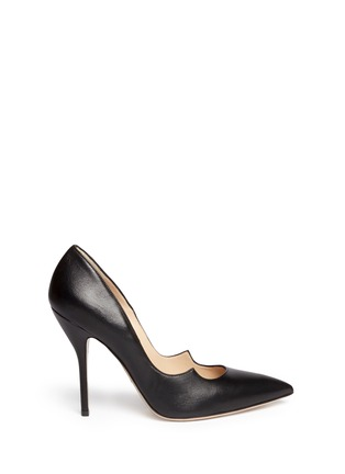 Main View - Click To Enlarge - Paul Andrew - 'Zenadia' leather pumps