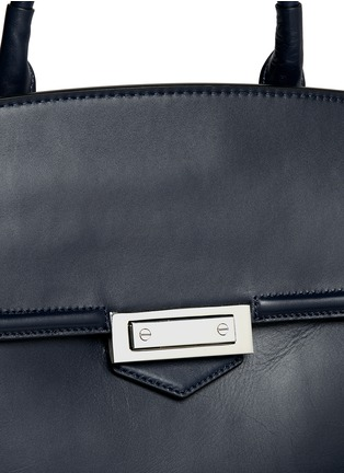 Detail View - Click To Enlarge - Alexander Wang  - 'Marion' large Prisma leather shoulder bag