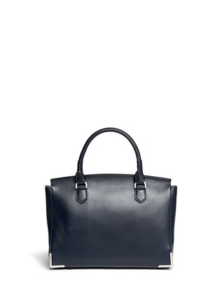 Back View - Click To Enlarge - Alexander Wang  - 'Marion' large Prisma leather shoulder bag