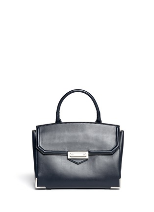 Main View - Click To Enlarge - Alexander Wang  - 'Marion' large Prisma leather shoulder bag