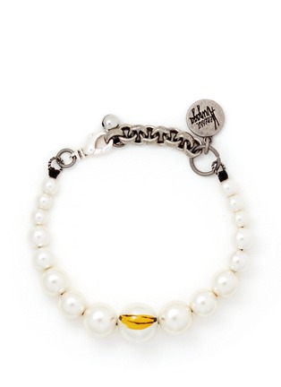 Main View - Click To Enlarge - Venessa Arizaga - 'Going Bananas' bracelet