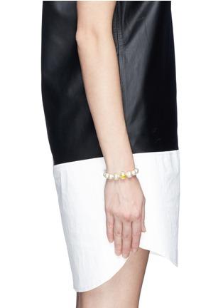 Figure View - Click To Enlarge - Venessa Arizaga - 'Going Bananas' bracelet