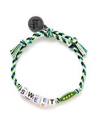Main View - Click To Enlarge - Venessa Arizaga - 'Sweet Pea' bracelet