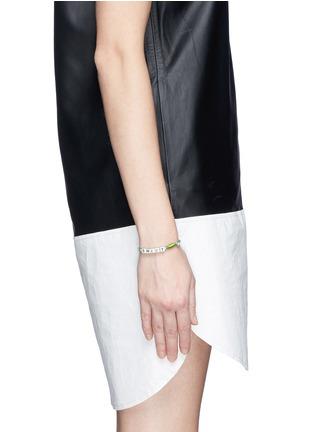 Figure View - Click To Enlarge - Venessa Arizaga - 'Sweet Pea' bracelet