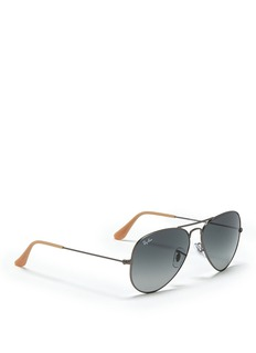 RAY-BAN 'Aviator Large Metal' sunglasses