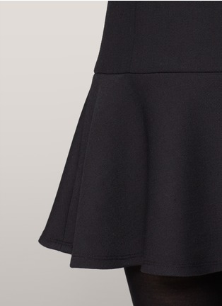 Detail View - Click To Enlarge - Theory - Flared mini skirt