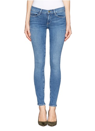 Main View - Click To Enlarge - Frame Denim - 'Le skinny de Jeanne' culver jeans
