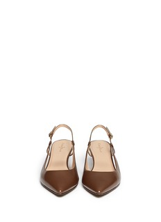 COLE HAAN Juliana low slingback pumps
