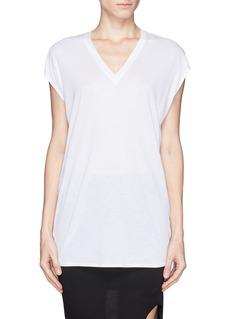 HELMUT LANGScala jersey T-shirt