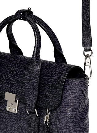 Detail View - Click To Enlarge - 3.1 Phillip Lim - 'Pashli' medium leather satchel