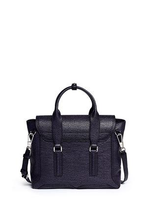 Back View - Click To Enlarge - 3.1 Phillip Lim - 'Pashli' medium leather satchel