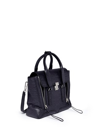 Front View - Click To Enlarge - 3.1 Phillip Lim - 'Pashli' medium leather satchel