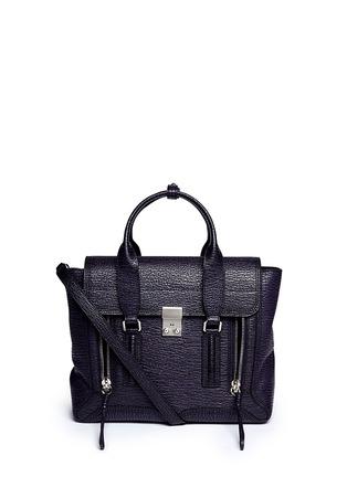 Main View - Click To Enlarge - 3.1 Phillip Lim - 'Pashli' medium leather satchel