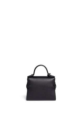 Back View - Click To Enlarge - Delvaux - 'Tempête' micro calf leather bag
