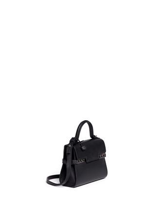 Figure View - Click To Enlarge - Delvaux - 'Tempête' micro calf leather bag