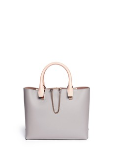 CHLOÉ 'Baylee' small leather tote