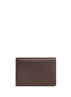 Bynd Artisan Leather multi card holder
